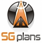 www.sgplans.co.uk Logo